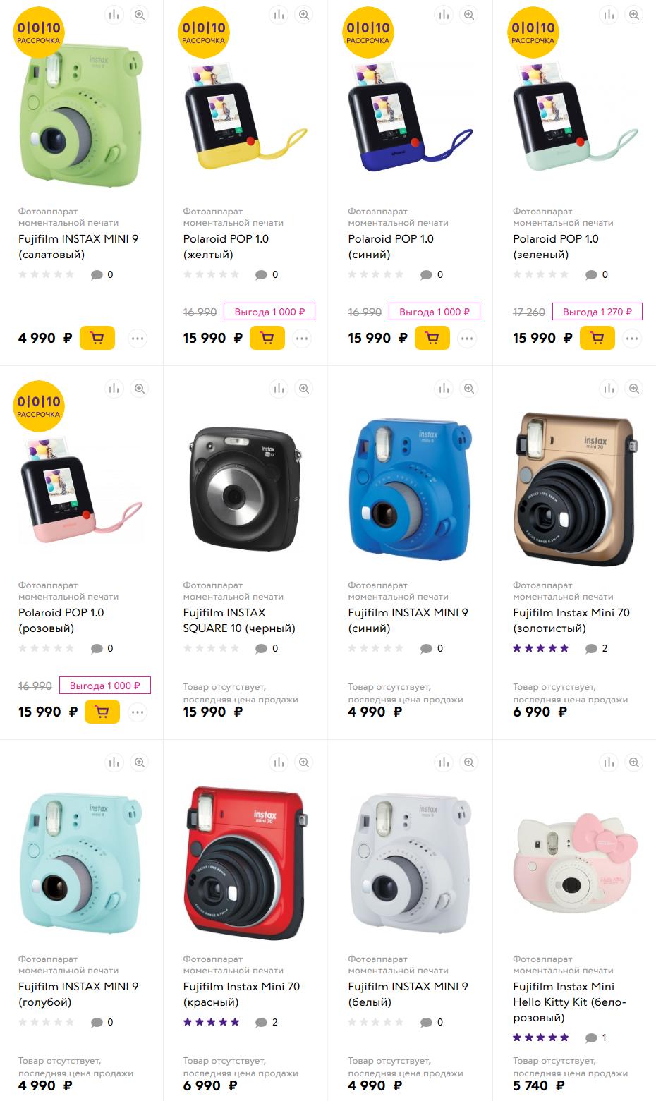 фотоаппараты 2